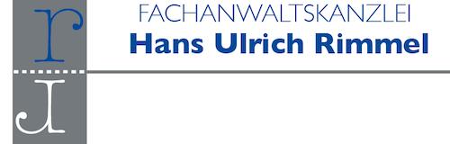 Rechtsanwaltskanzlei Hans Ulrich Rimmel